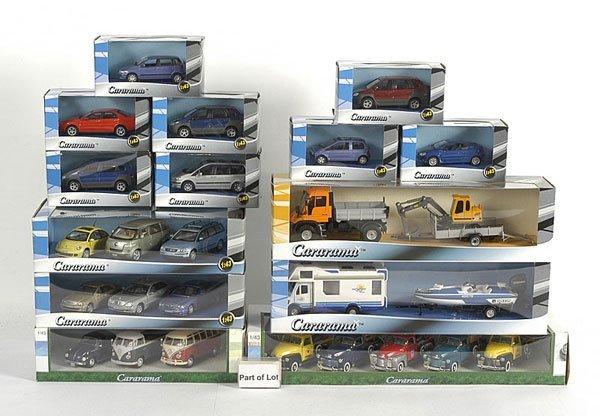 3010: Cararama - A Large Quantity of Vehicles