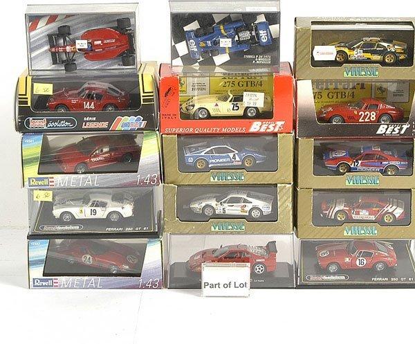 3020: A Gruup of Ferrari Models