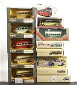 3190: Corgi Classics, EFE - Buses and Coaches