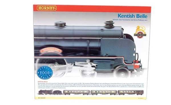 "4002: Hornby R2079 ""Kentish Belle"" Train Pack"