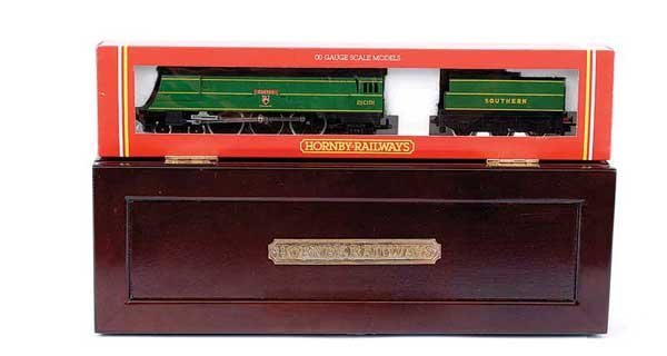 """4005: Hornby R320 4-6-2 No.21C101 """"Exeter"""""""