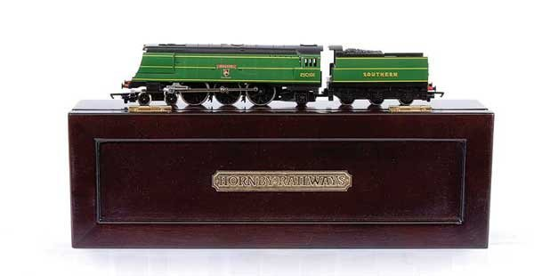 """4009: Hornby R320 4-6-2 No.21C101 """"Exeter"""""""