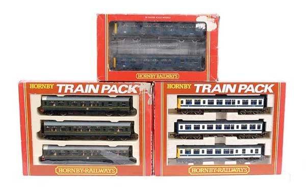4015: Hornby - 3 x Class 110 Diesel Motor Units