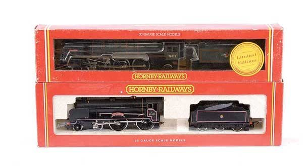 4016: Hornby - 2 x Limited Edition Steam Locos
