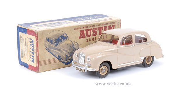 3: Victory Models 1/18th scale Austin Somerset