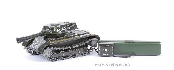 198: Modern Toys (Japan) M40 Electric Tank