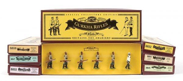 2001: Britains - Special Collectors Edition Sets