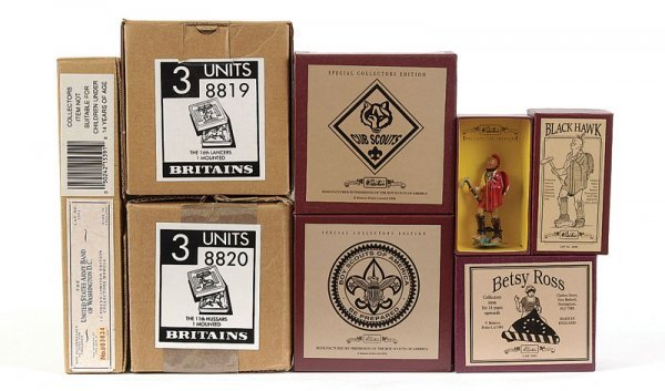 2004: Britains Limited Editions, Set 5391