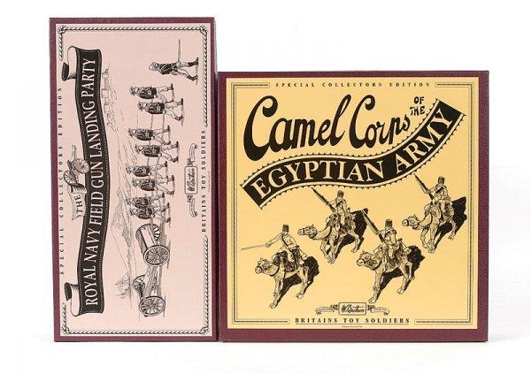 2009: Britains - Special Collectors Edition Sets