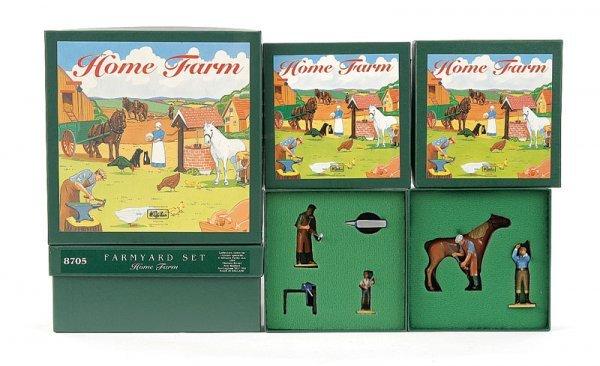 2018: Britains - Modern Issues - Home Farm Series