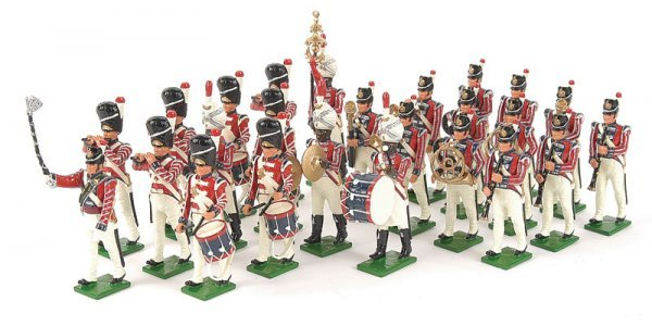 2023: Tradition - Toy Style Model Soldiers