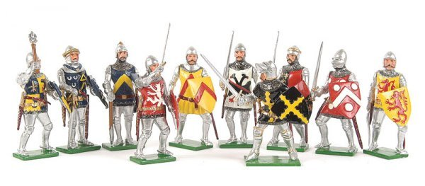2024: Tradition - Toy Style Model Soldiers