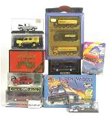 3461: A Large Group of Diecast Cars & Commercials