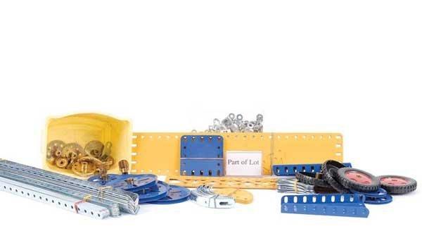 4004: Meccano 1970s Components