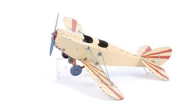 4006: Meccano No.00 Low Wing Monoplane
