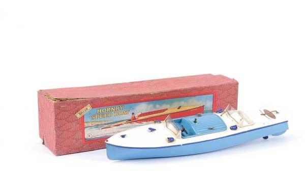 """4021: Meccano """"RACER 3"""" Speedboat"""