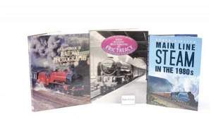 4055 Railway Hard and Softback Books