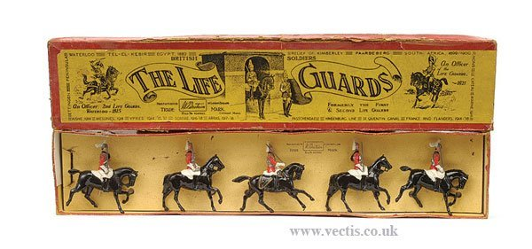 1: Britains - Set 1 - The Life Guards