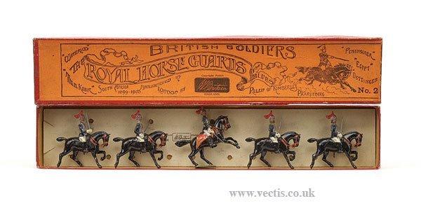 2: Britains - Set 2 - Royal Horse Guards