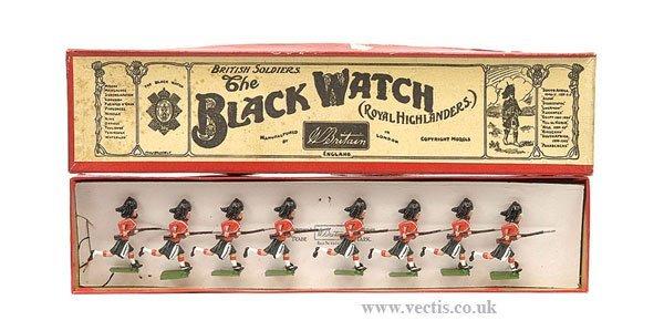 6: Britains - Set 11 - The Black Watch