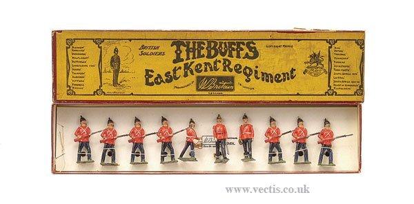 11: Britains - Set 16 - East Kent Regiment