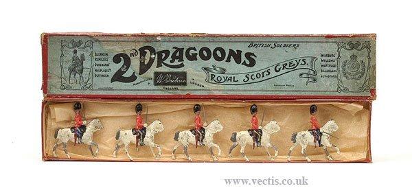 20: Britains-Set32-2nd Dragoons-Royal Scots Greys
