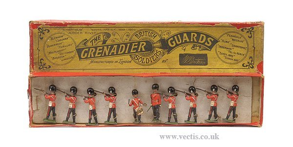 23: Britains - Set 34 - The Grenadier Guards