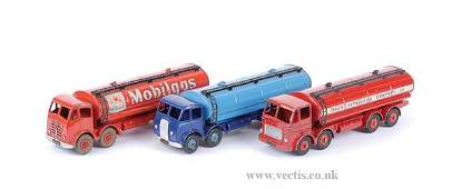 1743 Dinky Leyland Octopus Esso Tanker  Others