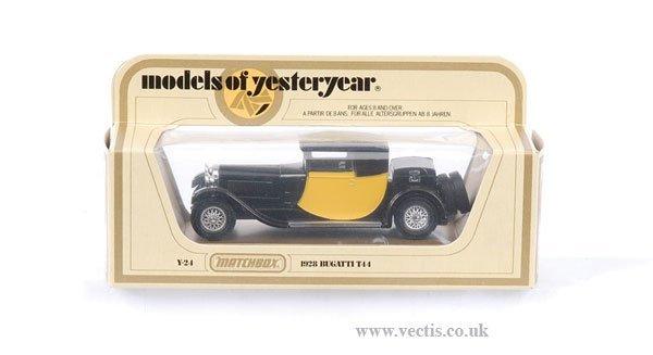 2362: Matchbox MOY No.Y24 Bugatti Type 44
