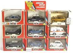 3077: Polistil - A Group of Models