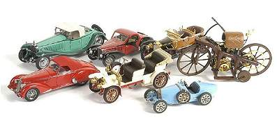 3109: Franklin Mint - A Mixed Group of Vehicles
