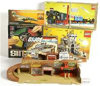 3142 Hot Wheels Lego and Other Assortment Toys