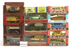 3151 A Group of Russian and Yesteryear Models