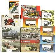 3162 Polistil  A Group of Cars