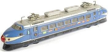 3208: ATC (Japan) Tinplate Euro Express Railcar