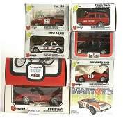 3394 Polistil  A Group of Cars
