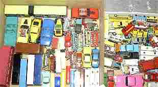 3450 A Mixed Group of Diecast Vehicles
