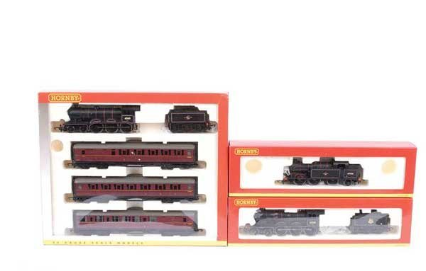 4009: Hornby - A Group of Eastern Region Steam Locos