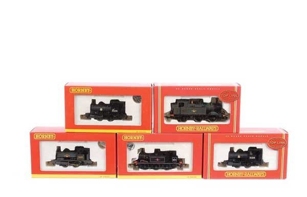 4023: Hornby (China) - A Trio of BR Tank Locos