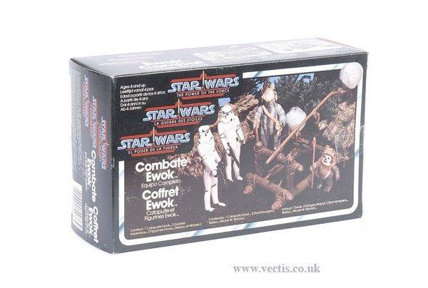 8: General Mills/Palitoy Star Wars Ewok Combat Set