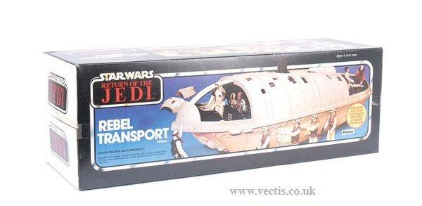 18: Palitoy Star Wars ROTJ Rebel Transport