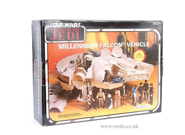 21: General Mills Meccano ROTJ Millennium Falcon