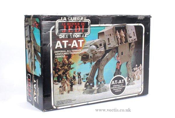 22: General Mills Palitoy Star Wars ROTJ AT-AT