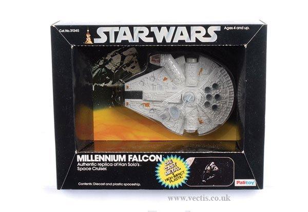 23: Palitoy Star Wars Diecast Millennium Falcon