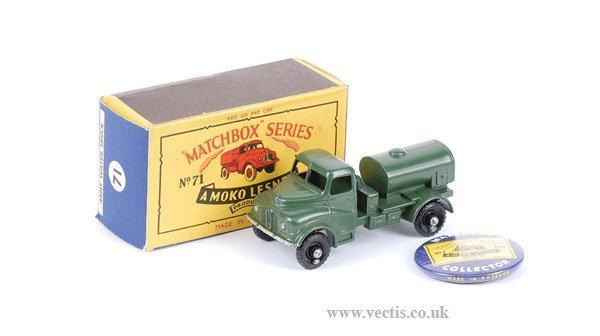 1005: Matchbox No.71a Austin Water Truck