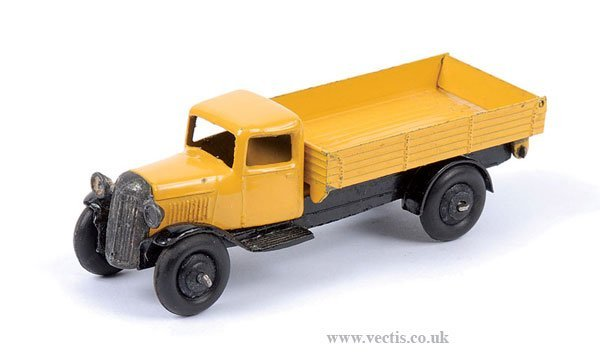 1688: Dinky Post-war No.25E Tipping Wagon