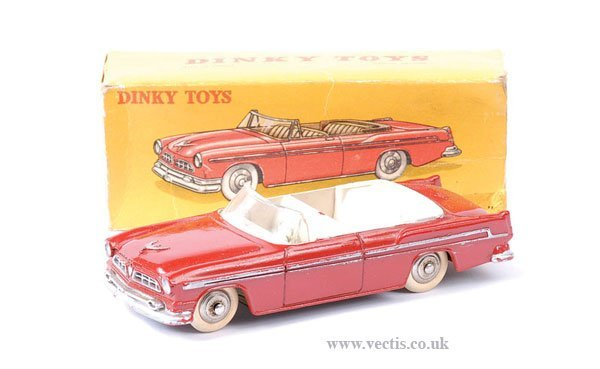 2002: French Dinky No.24A Chrysler New Yorker