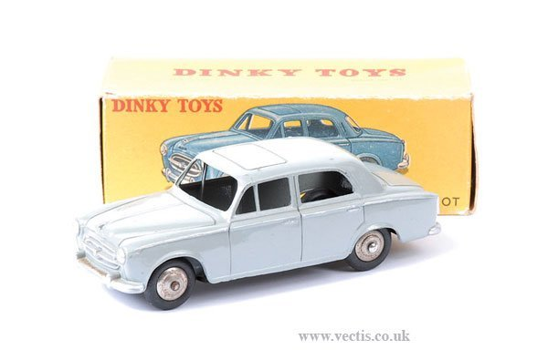 2003: French Dinky No.24B Peugeot 403 Berline