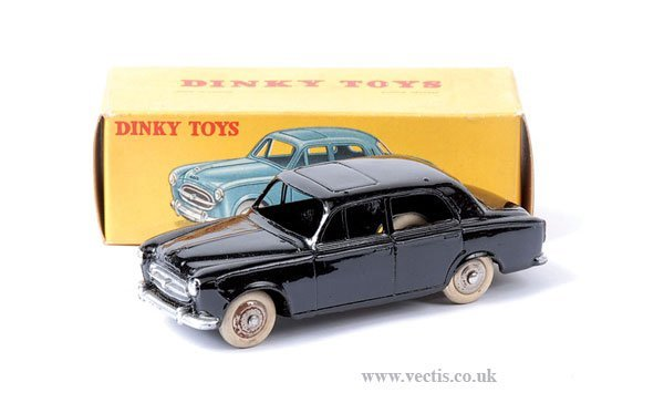 2005: French Dinky No.24B Peugeot 403 Berline