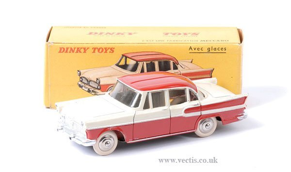 "2007: French Dinky No.24K Simca Vedette ""Chambord"""